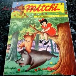 Mitchi n° 30 mensuel 1957