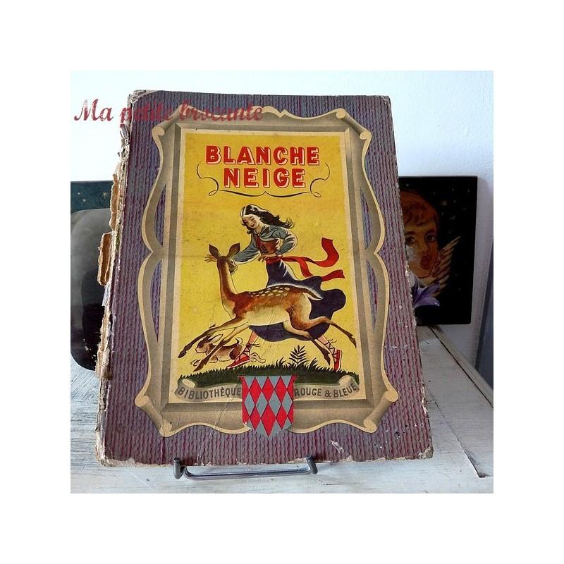 Blanche-Neige illustrations de Guy Sabran