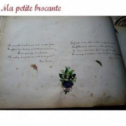 Album Chromos et découpis plus de 400 fin XIXème début XXème