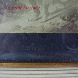 L'orage d'après Pierre Auguste COT