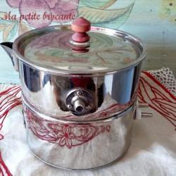 Belle bouilloire ancienne Thermor des années 50