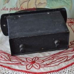 Ampèremètre ancien Pekly n° 1874 déco loft
