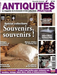 Antiquites pratique N°13