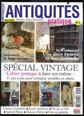 Antiquites pratique n°1