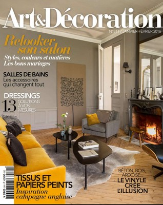 Art et decoration jan fev 2016