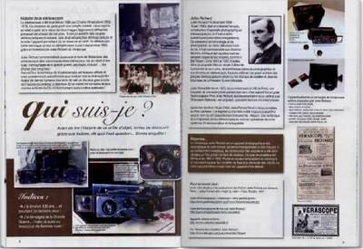 L'objet mystère de antiquités pratique N°9 - Le vérascope