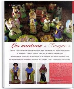 Les santons Fouque